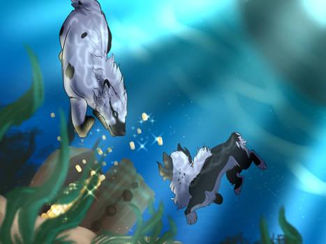 Underwater exploits