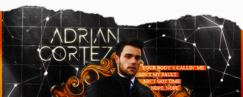 Adrian Cortez. by valeriaivanova
