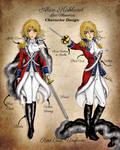 Alice kirkland - Red Coat Design