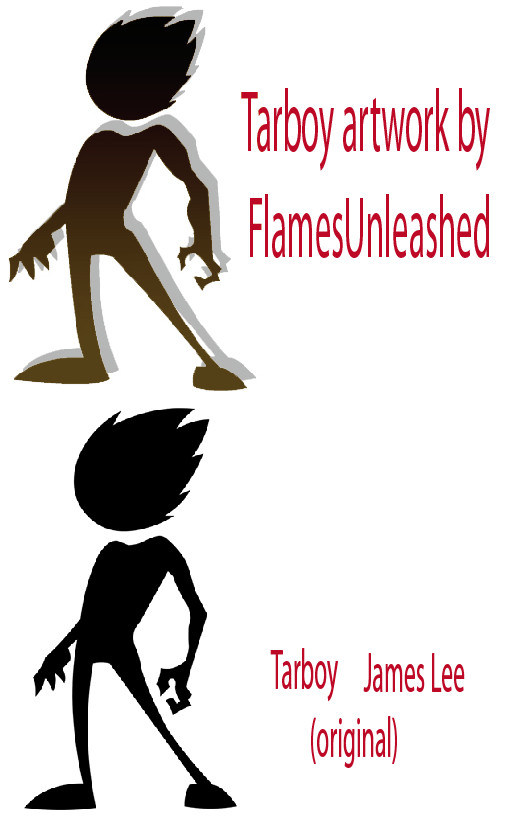 Tarboy artwork by FlamesUnleashed