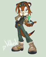 Commission: Dr Willard by S-A-F-R