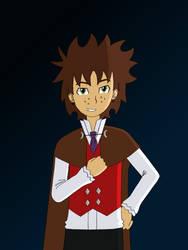Nathaniel (Vampire Costume) by aelandia