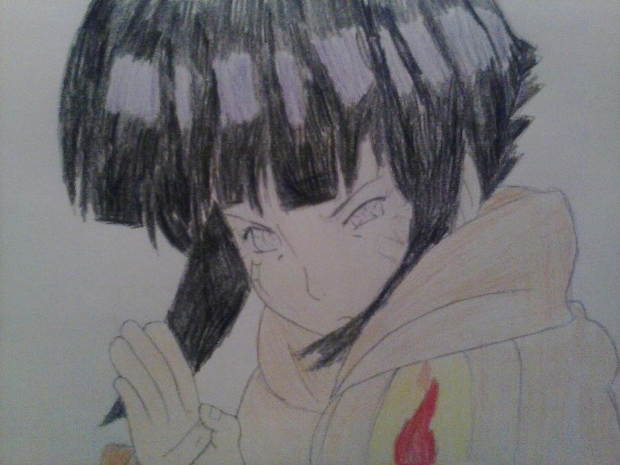 Hinata as Genin by tifa005111