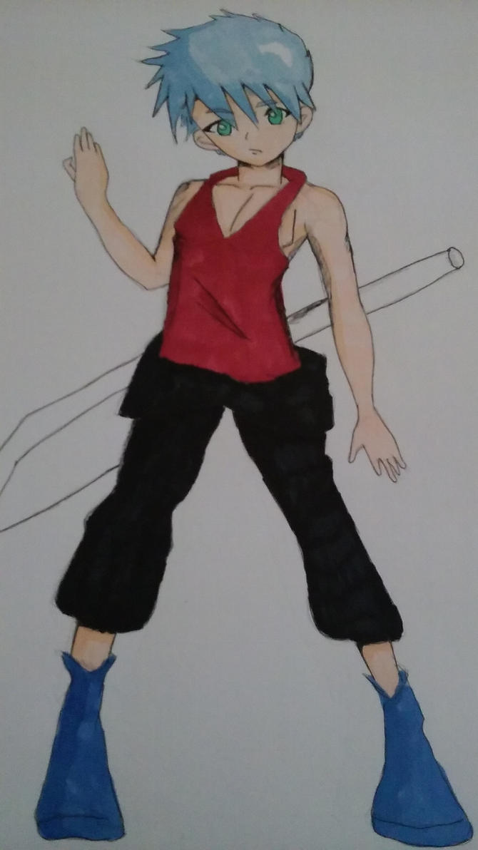 FIRST MALE ATTEMPT by tifa005111