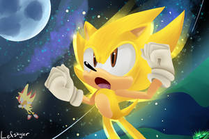 Super Sonic by leifii
