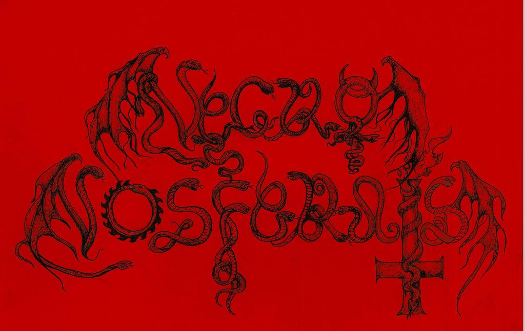 Logo NECRONOSFERATUS by LuciforusArt