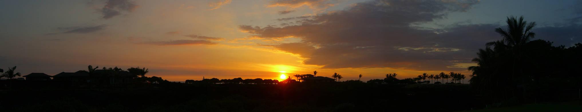 Kolea Sunset