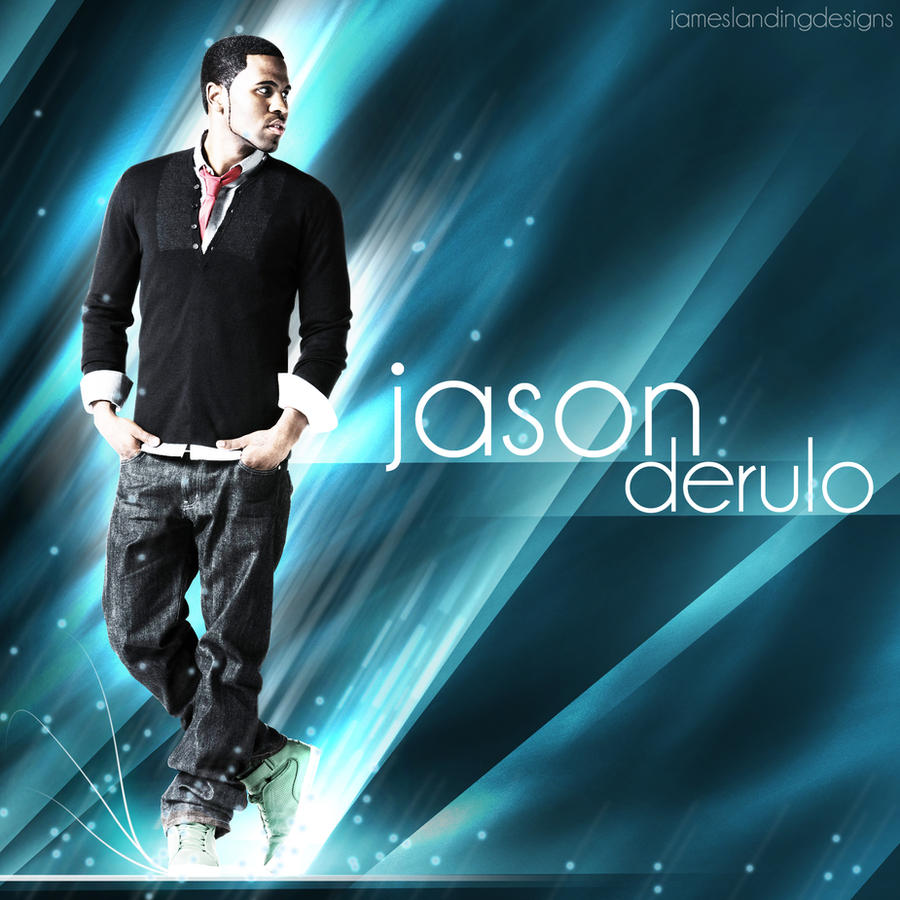 Jason Derulo Design And Cover by jamesy165