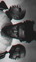 Jay, Abel and Kanye