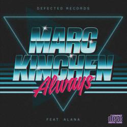 MK Always CD Cover