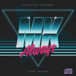 Mk Initials CD