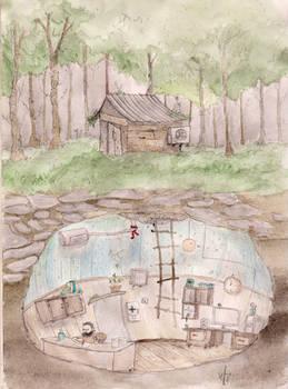 Underground Offices