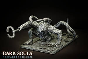 Dark Souls Headless Demon by futantshadow
