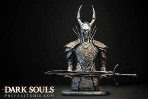 Dark Souls Black Knight by futantshadow