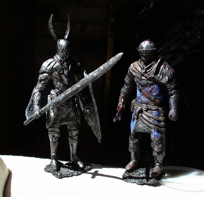 Silver Knight Armor Dark Souls