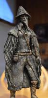 Bloodborne Eileen the Crow statue