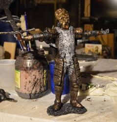 Dark Souls Giant Dad statue