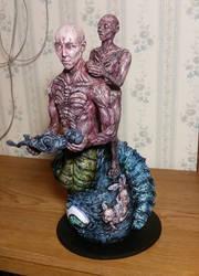 Tool Maynard James Keenan AEnima statue