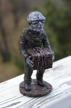 Tool Sober figure statue