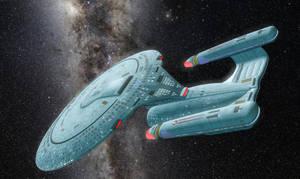 Enterprise-D test2