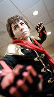 FF Type-0 Character Eight Cosplay