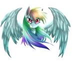 Rainbow Dash: My Little Pony