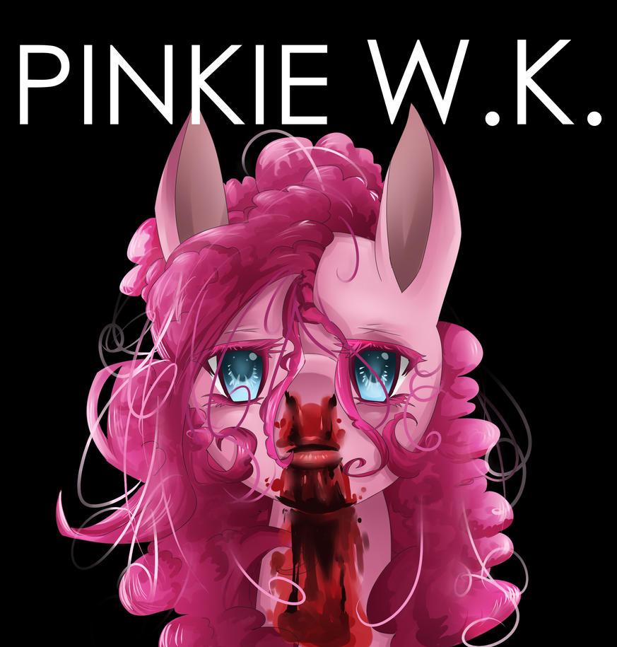 PINKIE W.K. by dreampaw