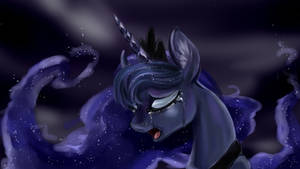 Sad Luna by dream--chan