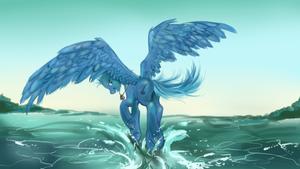 Commission: Flight Tune