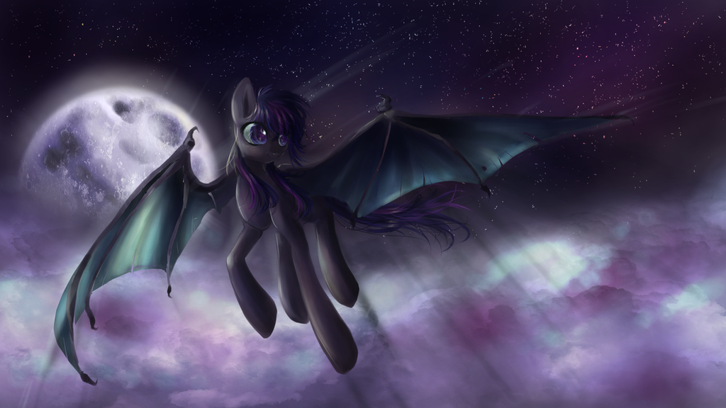 Night for an Undead Paradox by dreampaw