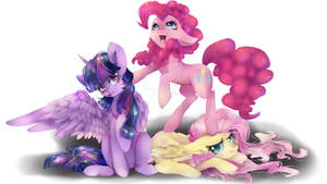 Pinkie, the Empress of parties!!