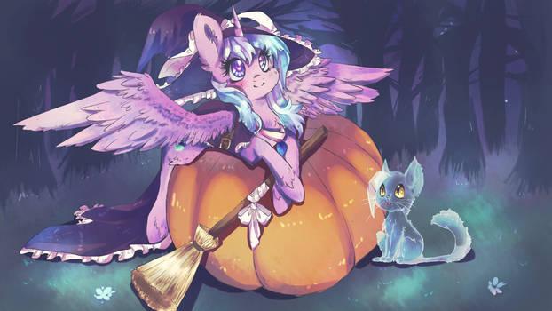 YCH - Halloween Special (Gamestar Drix)