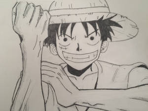 Luffy - One Piece (Follower requested)