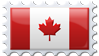 Canada Stamp by Twin-Kamon