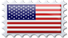 American Stamp by Twin-Kamon