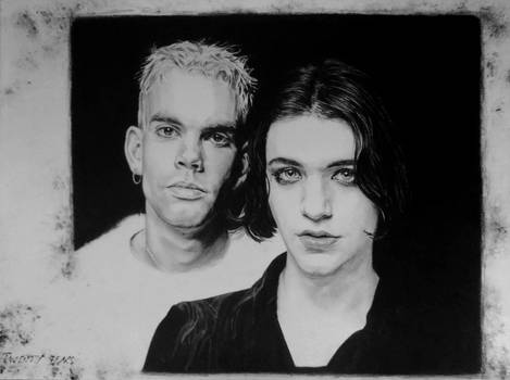 Twenty Years - Stefan Olsdal and Brian Molko