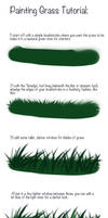 grass tutorial by Liimesquares