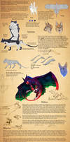Shala Species Sheet ver.1.3 by Liimesquares