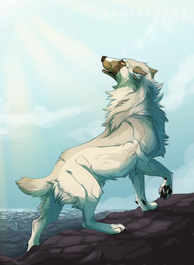Staring At the Sun by DeNovember