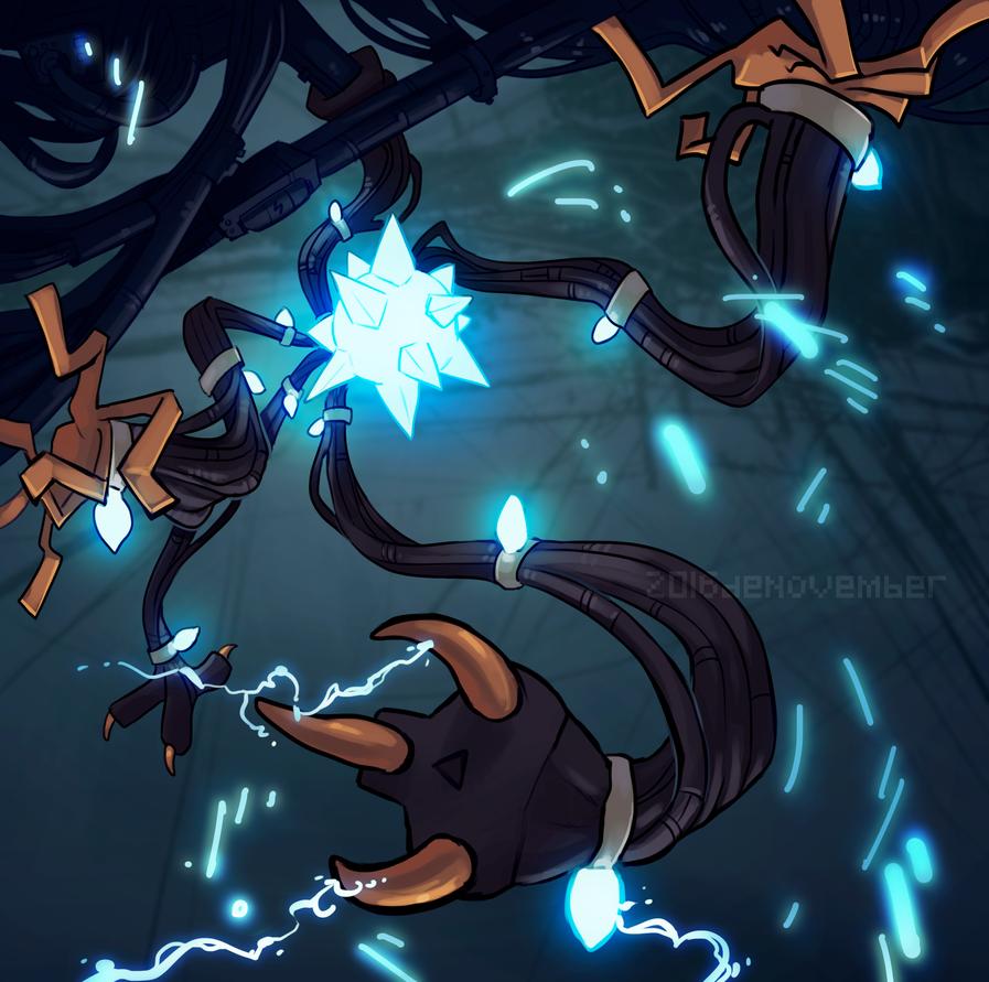 UB-03: Lightning by DeNovember