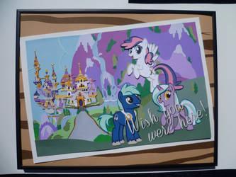 Papercraft - The Jewel of Equestria