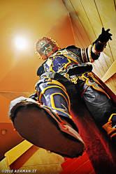 I, Ganondorf by adaman77