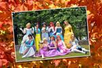 Princess, oh my princesses!