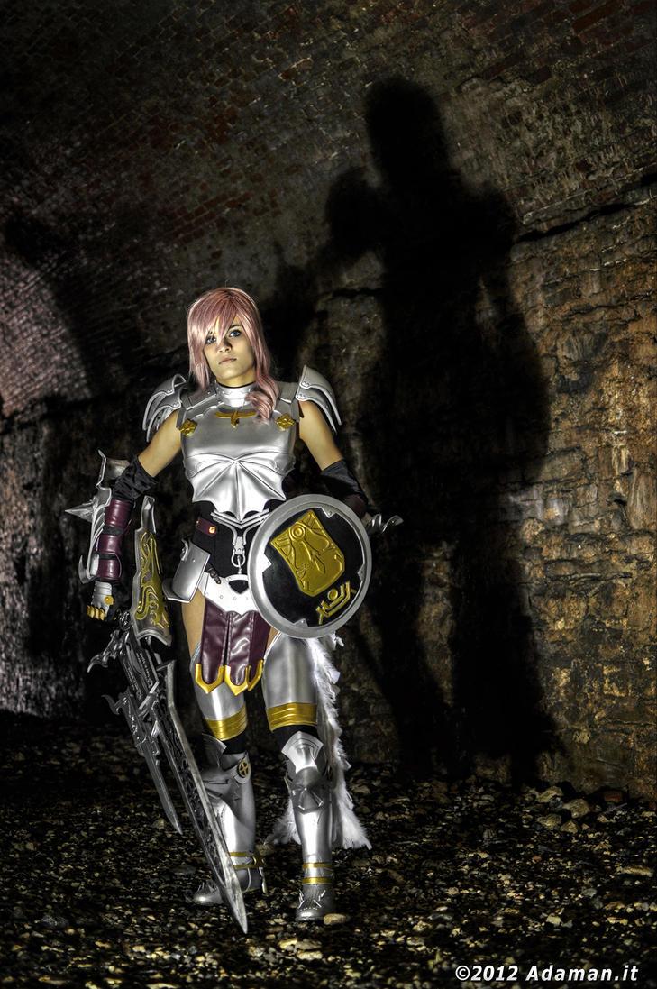 Lightning Armor by adaman77