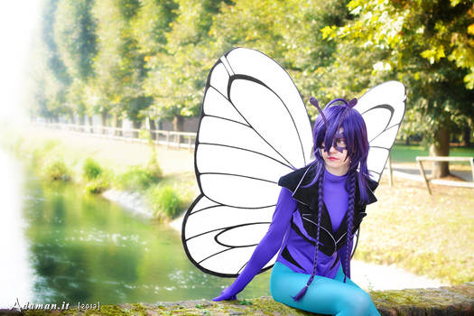 Butterfree Humanized