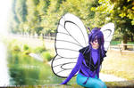 Butterfree Humanized by adaman77