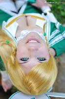 Leafa Portrait - Swordart Online by adaman77