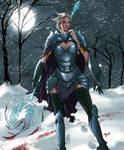 Queen Elsa - Blood and Ice