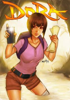 Dora - The Tomb Explorer