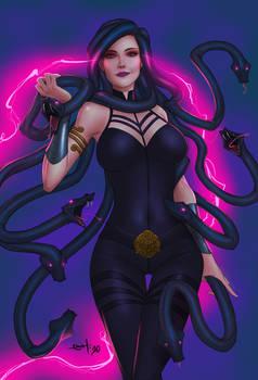 OC Medusa character - Final